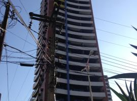 Fortalezamar Hotel Praia Mansa, apartamento em Fortaleza