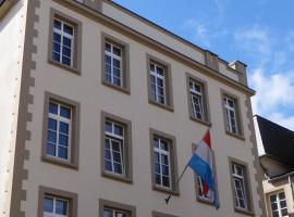 Le Petit Poete, hotel in Echternach