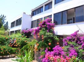 Kommeno Linga Longa Apartments with sea view and beach, hotel a Komménon