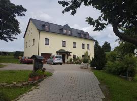 Strasse des Friedens, Hotel in der Nähe von: Burg Scharfenstein, Hilmersdorf