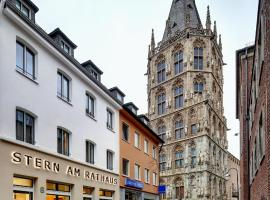 Stern am Rathaus, boutique hotel in Cologne
