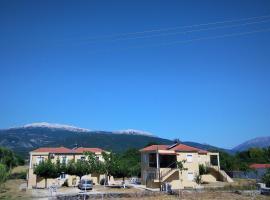 Eirini- Ioanna, hotel near Cave Melissani, Sami