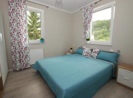 Apartamenty Wczasowa, hotel near Aqua Park Kudowa, Kudowa-Zdrój