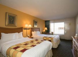 Budget Inn Sanford International Airport, hotel near Orlando Sanford International Airport - SFB,