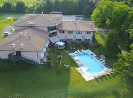 Hotel Al Ponte, hotel blizu letališča Letališče Trst - TRS, Gradisca d'Isonzo