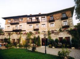 Hotel Doña Teresa, hotel en La Alberca