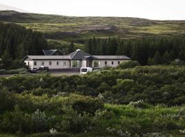 Guesthouse Svartiskógur Egilsstaðir, hotel in Svartiskogur