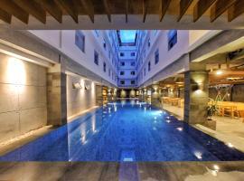 Swiss-Belexpress Kuta Legian, accessible hotel in Legian