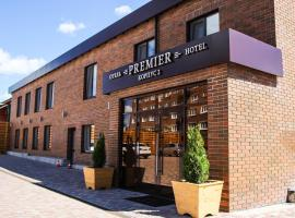Premier Hotel, hotel in Smolensk