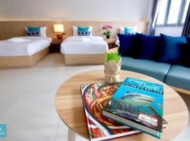 Rajthani Hotel, hotel in Suratthani