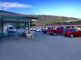 Trans Canada Motel, motel in Kamloops