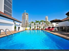Admiral Suites Bangkok, hotel in Bangkok