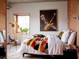 Q-Factory Hotel, hotel in Amsterdam