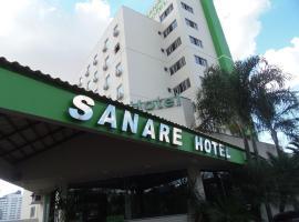 Sanare Hotel, hotel in Uberlândia