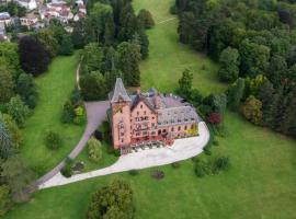 Gästehaus Schloss Saareck, hotel Mettlachban