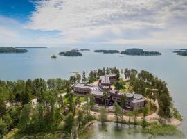 Hotel Hanasaari, hotelli Espoossa lähellä maamerkkiä Leppävaaran asema