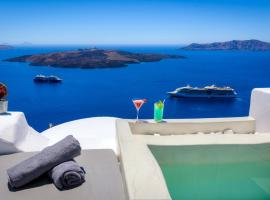 Modernity Suites, serviced apartment in Fira