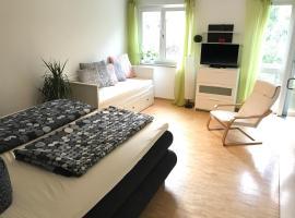 City Wohnung Halle am Markt, apartment in Halle an der Saale
