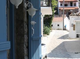 Traditional Houses Atzanou, apartment in Samothráki