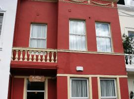 Achill House, guest house in Cork