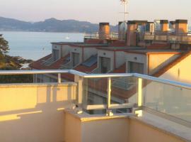 Apartamentos Rúa Virxe do Carme, hotel en Sanxenxo