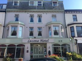 Lucena Hotel, B&B in Blackpool