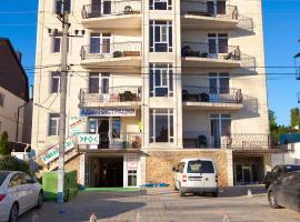 Eros Hotel, hotel in Vityazevo