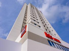 Ibis Fortaleza Centro de Eventos, hotel in Fortaleza