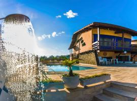 Hotel Pousada do Sol, hotel in Ubatuba