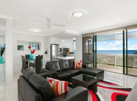 Cairns Luxury Seafront Apartment, hotel near Cairns Base Hospital, Cairns