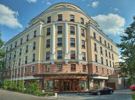 Hotel Garden Ring, hotel near Olympic Stadium, Moscow