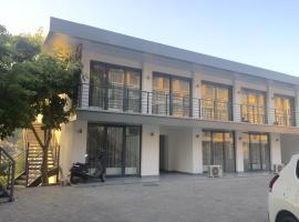 Apartment Meridian, отель в Дагомысе, рядом находится Подвесной Мост через Реку Дагомыс