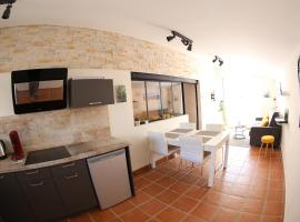 appart central, apartment in Collioure