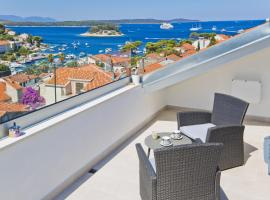 Apartments Juric, self catering accommodation in Hvar