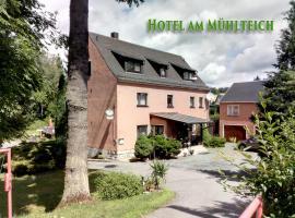 Am Mühlteich, hotel near Parktheater Plauen, Taltitz