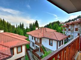 Raikov Ski Lodge, serviced apartment in Pamporovo
