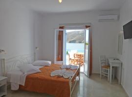 Hotel Agnadi, hotel in Amorgós