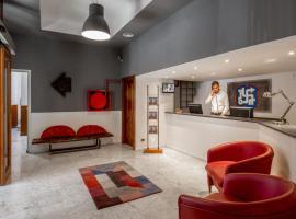 Crossroad Hotel, hotel near Eataly Roma, Rome