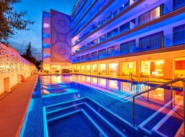 Indico Rock Hotel Mallorca - Adults Only, Hotel in Playa de Palma