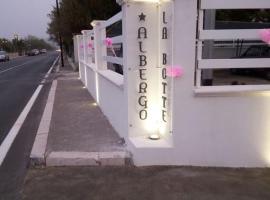 Albergo Labotte, hotel in Vieste
