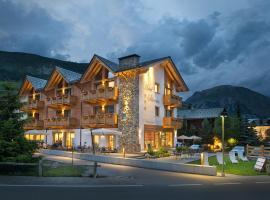 Hotel Silvestri, hotel in Livigno