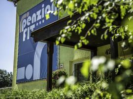 Penzion FIT, hotel in Zvolen