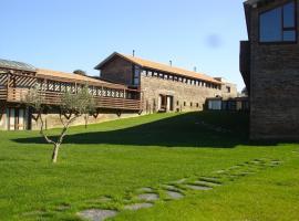 Hospederia Parque de Monfragüe, hotel in Torrejón el Rubio
