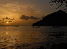Les Balisiers, Ferienwohnung in Les Anses-d'Arlets