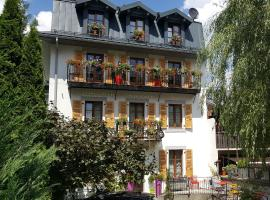 Hotel Du Clocher, hotel in Chamonix