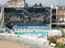 Alba Hotel, hotel ad Alba