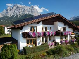 Haus Carmen, self catering accommodation in Ehrwald