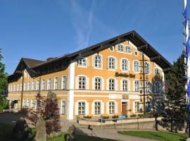Endorfer Hof, hôtel à Bad Endorf près de: Château de Herrenchiemsee