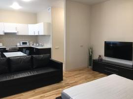 Апартаменты с видом на Москва реку, apartment in Krasnogorsk