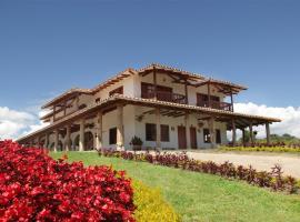 Hotel Estorake San Agustin Huila, hotel en San Agustín